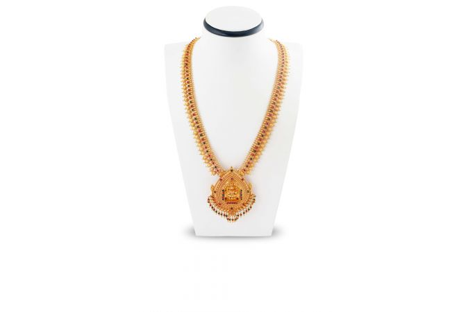 Gold Necklace -GN131