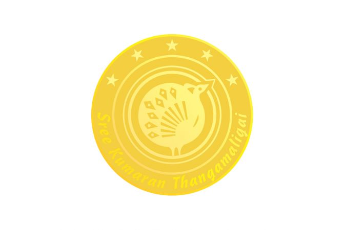 2 Gm 916 Purity Gold Coin