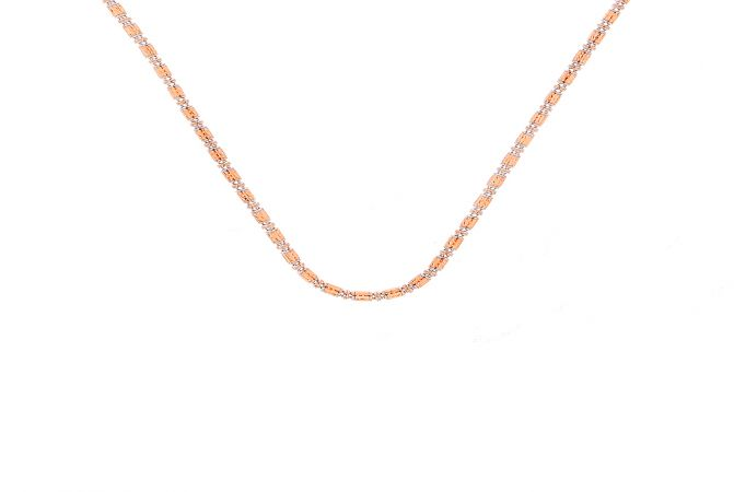 Fancy Ball Capsule Indrajeet Multistrand Gold Chain -GCH18410
