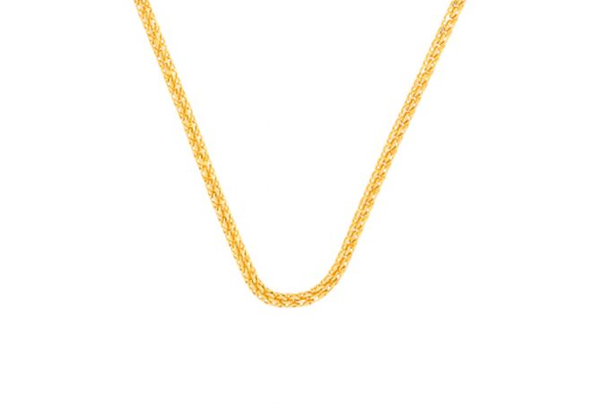 Fancy Linked Gold Chain