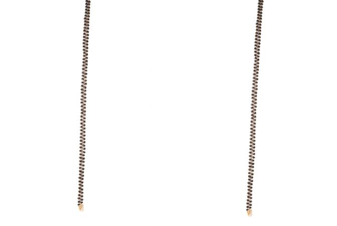 22kt Gold Mangalsutra Beads Chain - BBMS11