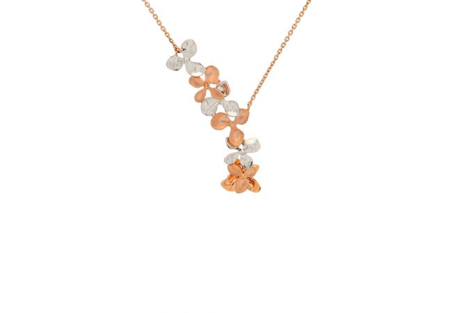 Glory Floral Chain Necklace