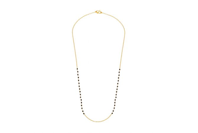 Delicate Daily Wear Gold Mangalsutra
