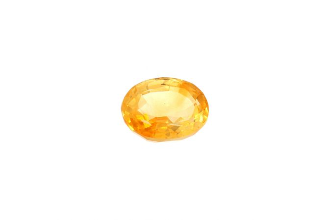 6.92cts Natural Oval Topaz